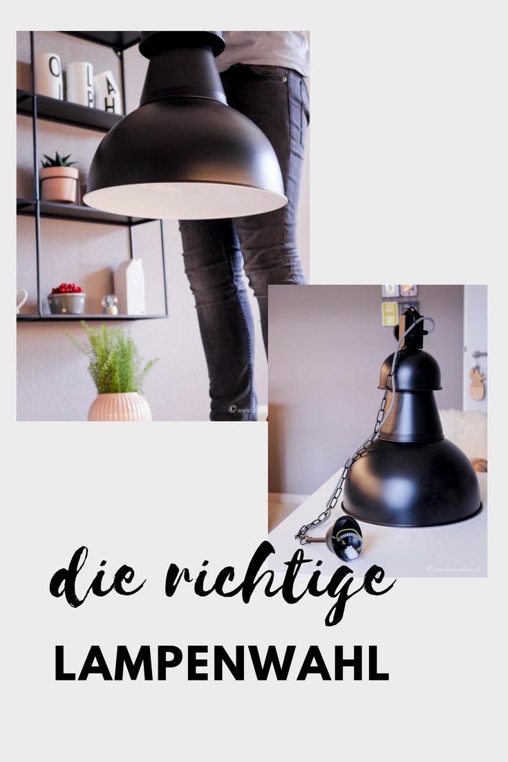 LIVING: Die richtige Lampenwahl für die Küche...und welche Fehler Ihr vermeiden könnt!