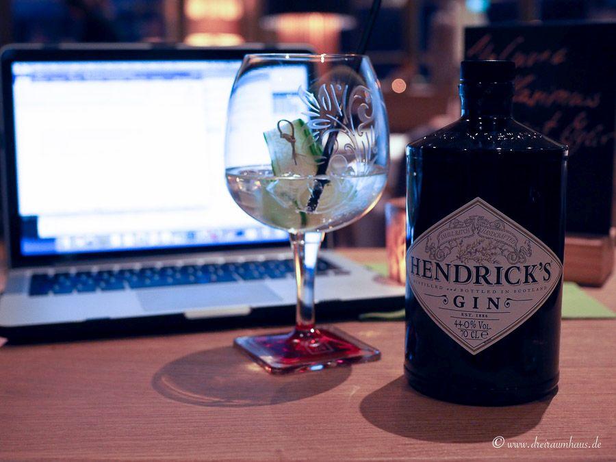 Kurzgeschichten Wettbewerb - Ein Tiny Tale Contest mit Hendrick's Gin