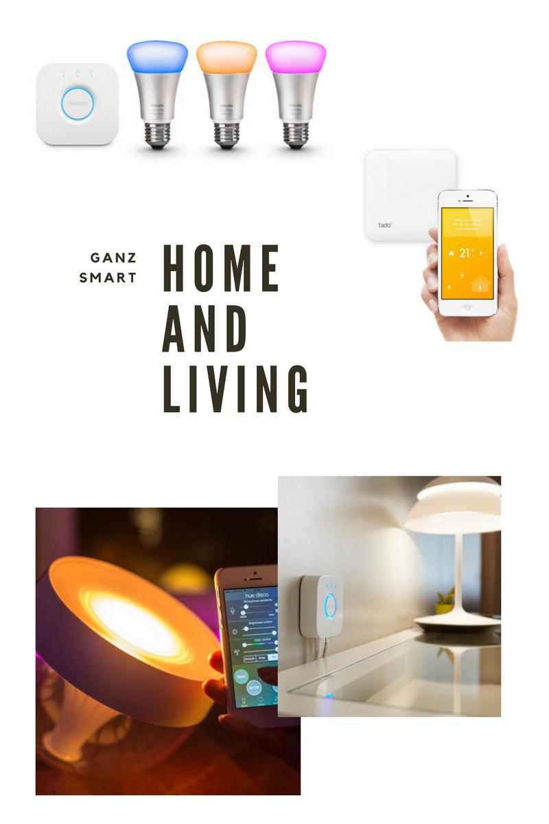 Smart Living und Smart Home mit smarten Produkten aus dem E wie einfach Shop!