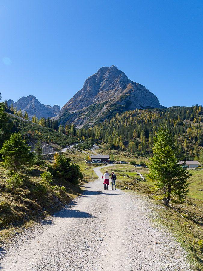 Warum eine Wanderung zum Seebensee unfassbar glücklich macht und was man beachten sollte...Urlaub in Österreich!