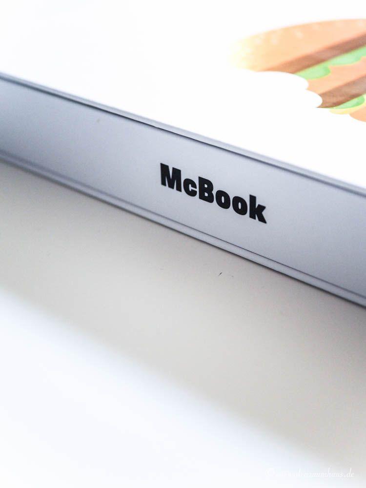 Alexandra Reinwarth und das McBook über McDonald's - Selbstzweifel und eine kontrastreiche Freundschaft zwischen FastFood und Gemüsemuffins...