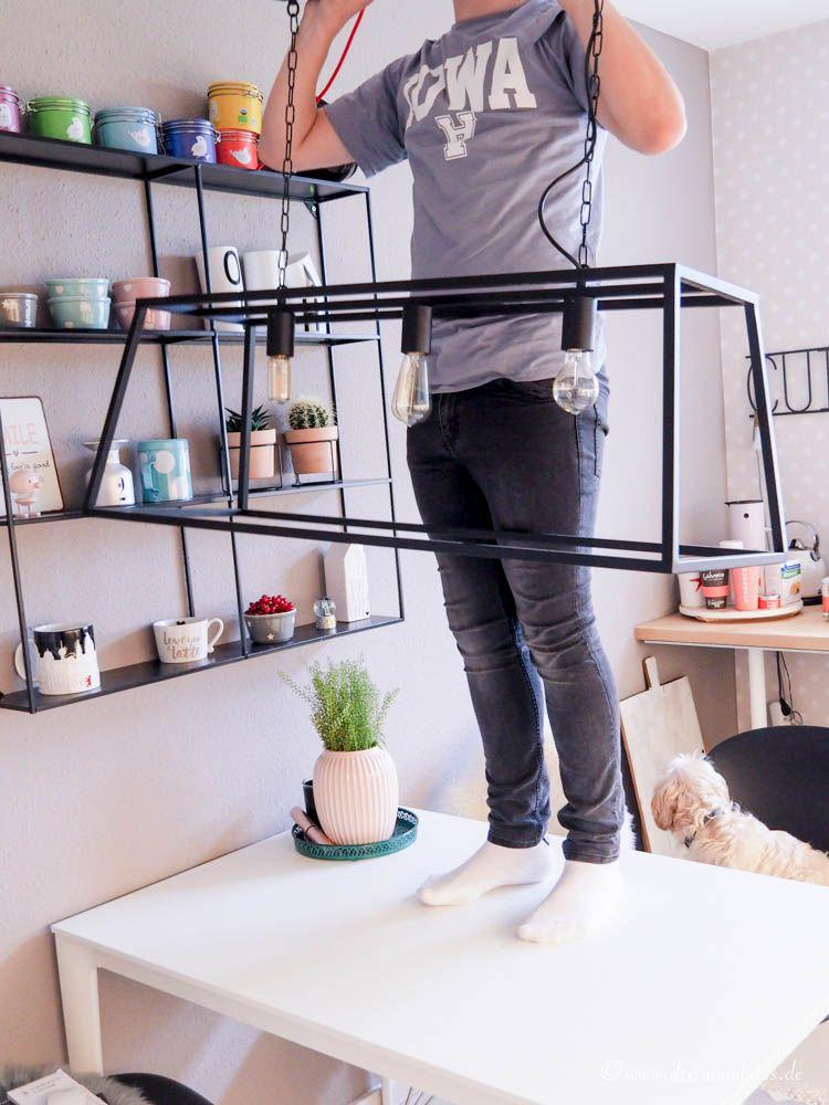 LIVING: Die richtige Lampenwahl für die Küche und warum manche Dinge eben Zeit brauchen! Lampenauswahl im Onlineshop von licht-erlebnisse.de