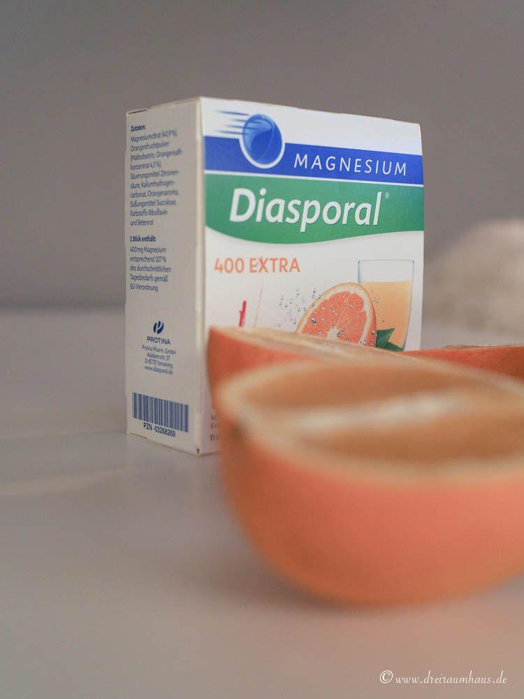 DAILY ROUTINE und was ich mache, wenn ich mal die Nerven verliere...tägliche Routine mit Magnesium Diasporal