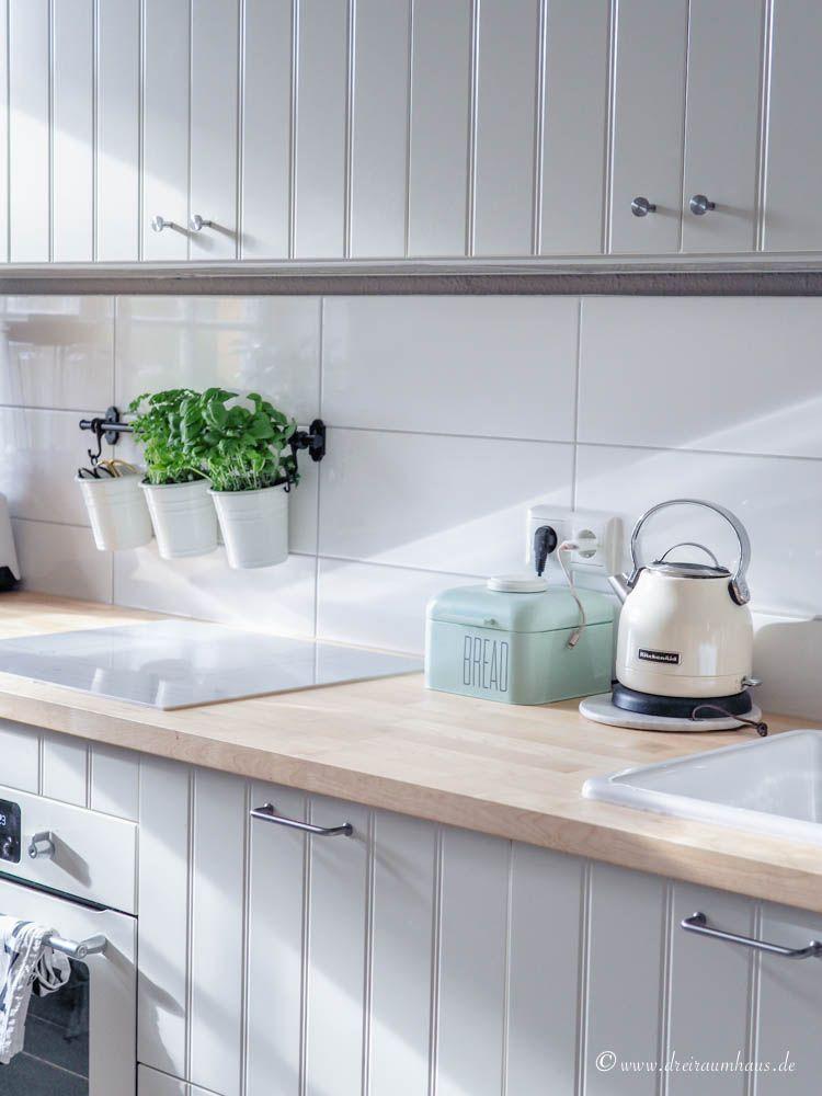 Dekosamstag = Ordnungssamstag! Aufbewahrung im Küchenschrank!