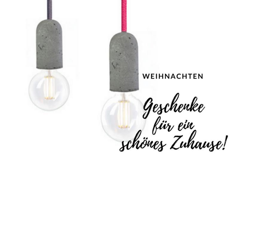 Geschenkeguide Weihnachten: Technische Spielereien für Männer und Deko für Frauen!