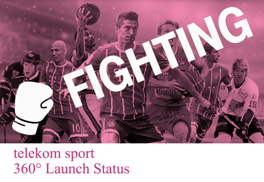 Sky Sport Paket - Die ganze Welt des Sports mit Telekom Sport mit Sky Sport Kompakt