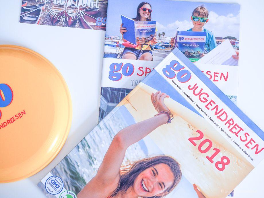 Ferienfreizeiten und Sprachreisen für Kinder und Teenager mit den go Jugendreisen
