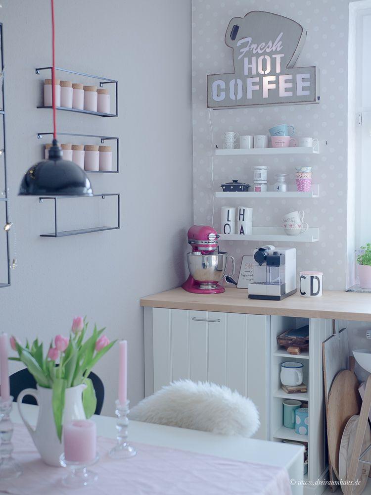lampendekoration in der ikea k che mit m bel wikinger leipzig. Black Bedroom Furniture Sets. Home Design Ideas