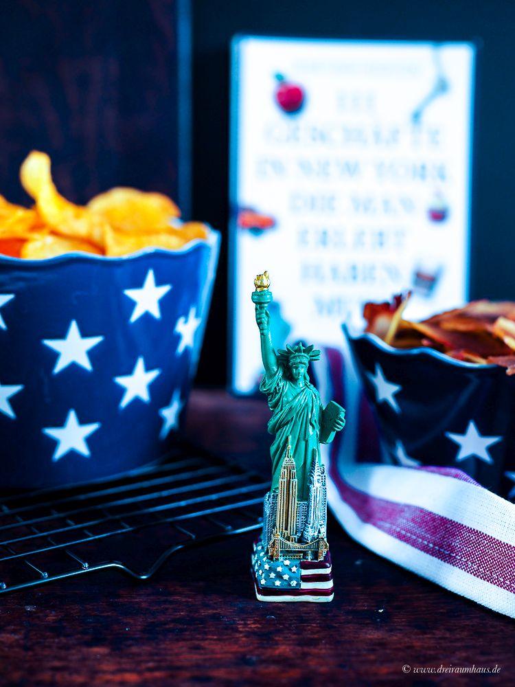 funny-frisch Chips-Wahl 2018! Deine Chips-Idee mit funny-frisch - Die funny-frisch Chipsfrisch Wahl 2018 und ein Rezept für Chips im New York Style mit Teriyaki Sauce!