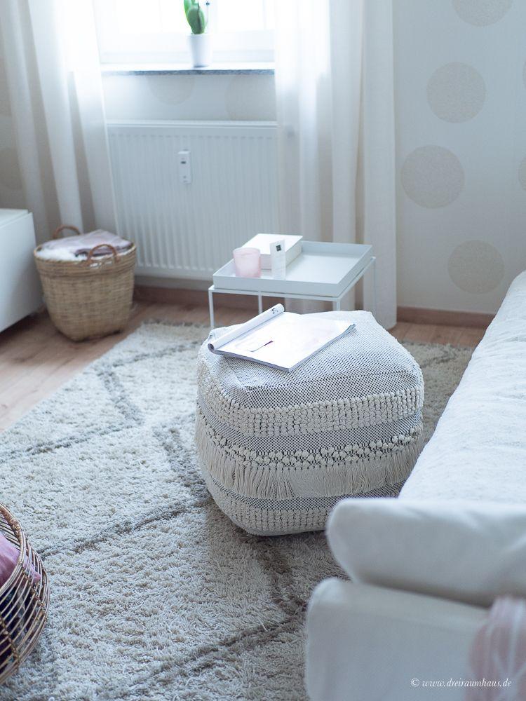 DEKOSAMSTAG - Lampenprobleme in der Küche, Frühling auf dem Esstisch und eine Bank die nicht passt! #dekosamstag - Living mit Möbel Wikinger und der Wikinger Butik Leipzig