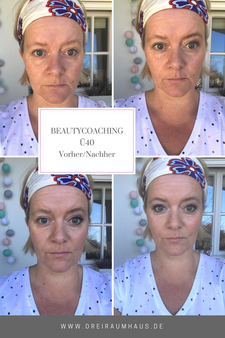 Beautycoaching bei der Schminktante auf Sylt