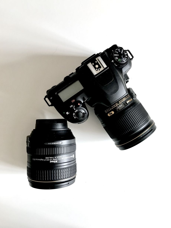 New York mit der Spiegelreflexkamera Nikon D7500