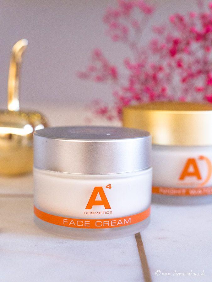 Beauty: A4 Cosmetis - Luxuriöse Kosmetik, hochwirksam auf natürlicher Basis.