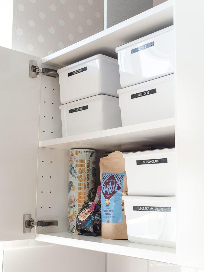 Beautiful Ordnung Im Küchenschrank Images - Amazing Home Ideas ...