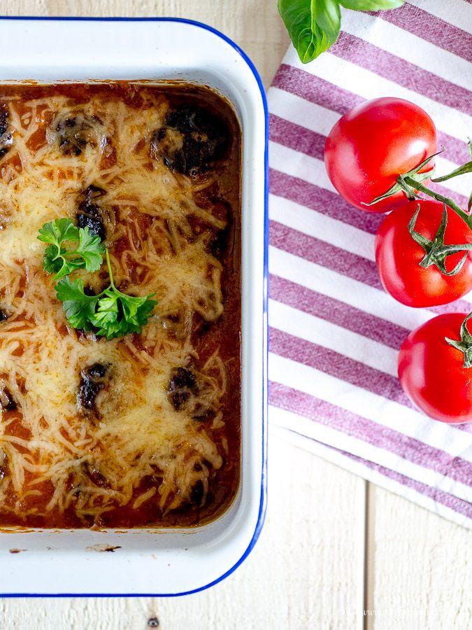 Rezepte die glücklich machen: Spaghetti mit leckersten Hackbällchen!