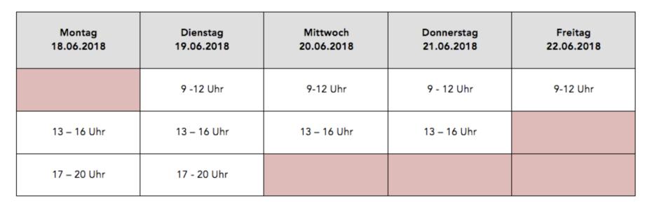 Hallo Juni, hallo Leipzig: Beautycoaching Termine mit der Schminktante!