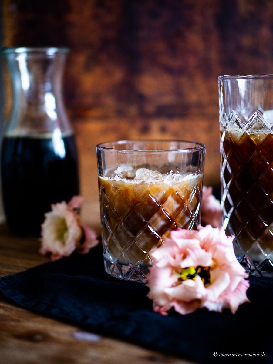 Summertime Cold Brew Coffee mit dem Brita Wasserfilter