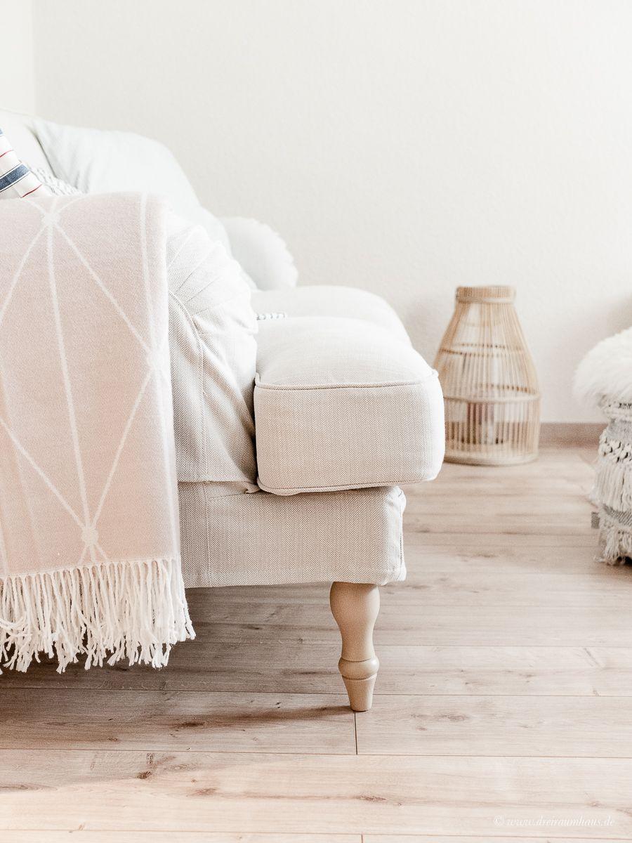 im heutigen dekosamstag geht es um ein stocksund sofa von ikea ein rauten teppich mit rug von. Black Bedroom Furniture Sets. Home Design Ideas