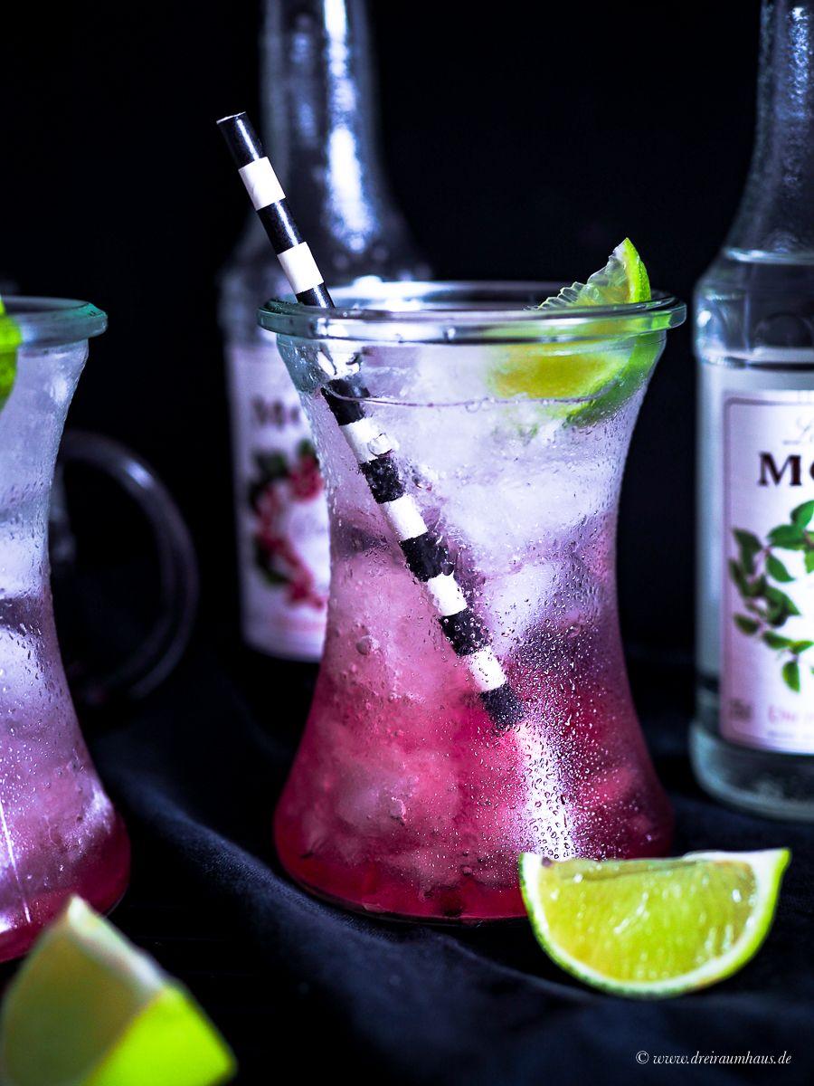 Die Sache mit dem Mut und ein fabelhafter Granatapfel Gin für Euch!