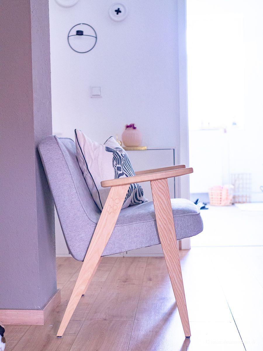 Dekosamstag: Stauraum vs. Luftigkeit im Flur - Möbel und Deko! Ikea Eket!