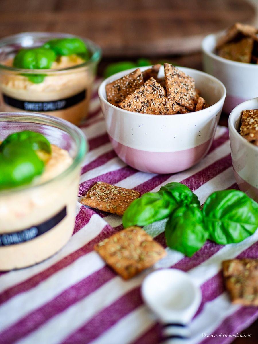 Teenager, ein Tag am See, ein Sweet Chili Dip und Vollkorn-Snacks von Dr. Karg's!