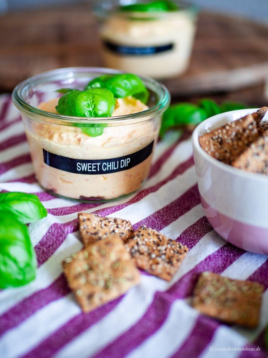FOOD: Ein Rezept für einen Sweet Chili Dip!