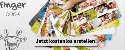 Geschenkideen und Fotogeschenke mit fingerbook im Ü40 Lifestyleblog Leipzig dreiraumhaus!