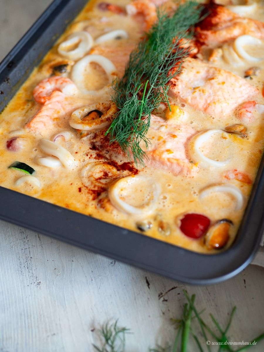 30-Minuten Rezepte - leichtes Fischcurry für den Sommer! Jamie Oliver 5 Zutaten Küche!
