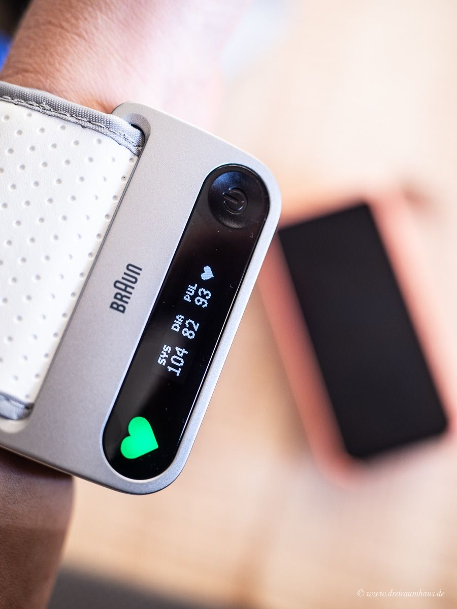 Wir haben das Blutdruckmessgerät Braun iCheck 7 getestet. Absolut perfekt um die eigenen Daten zum Blutdruck im Blick zu behalten und ein Gewinnspiel.