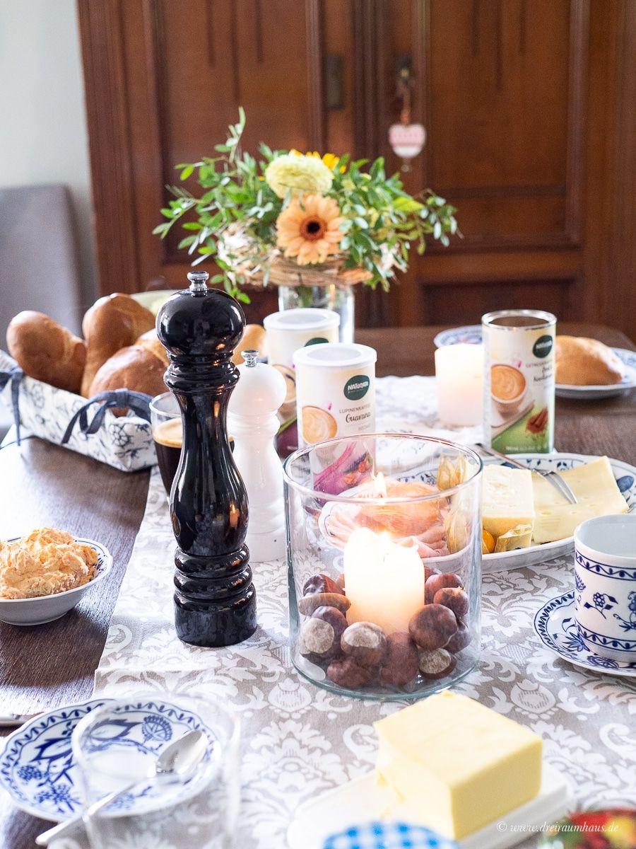 Bio Produkte mit Demeter Siegel von Naturata: Frühstückswoche bei den Wossis...ein misslungener Podcast und der vergessene Sekt im Kühlschrank!