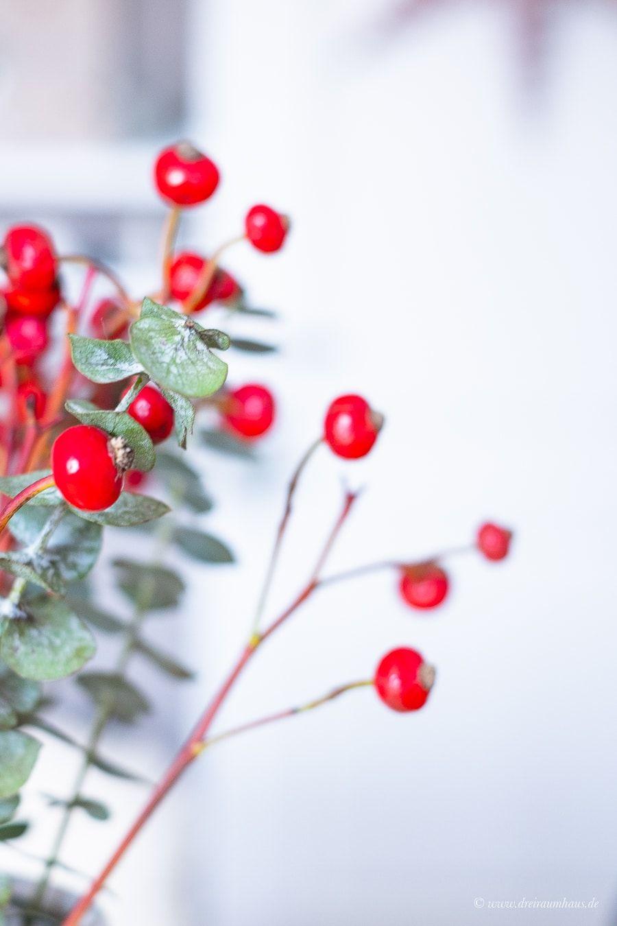 Dekosamstag: 10 Minuten DIY Pinnwand mit weihnachtlicher Dekoration! Mit Vorwerk Twercs!