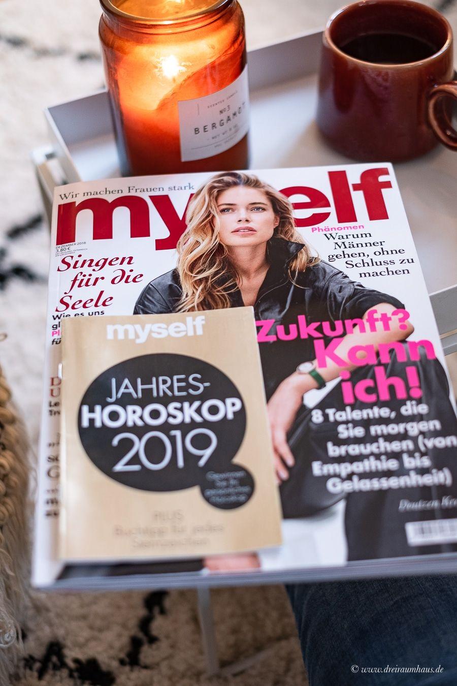 ME, MYSELF and I - Zukunft kann ich....die Stärke der Frauen! myself Magazin