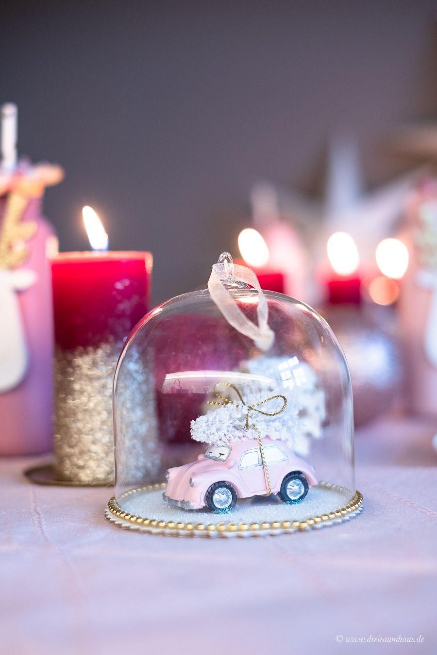Bezaubernde Tischdeko, ein DIY für die Weihnachtstafel und Kaffeegenuss für den stimmungsvollen Moment! Kaffeegenuss mit EILLES Kaffee von J.J. Darboven!