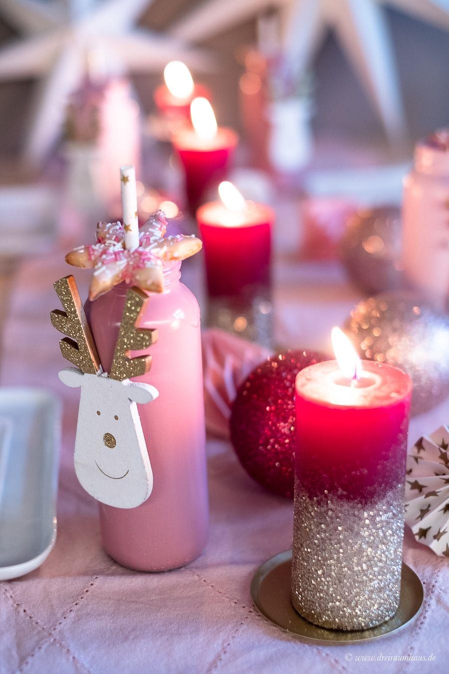 Dekosamstag: Bezaubernde Tischdeko, ein DIY für die Weihnachtstafel und Kaffeegenuss mal anders!