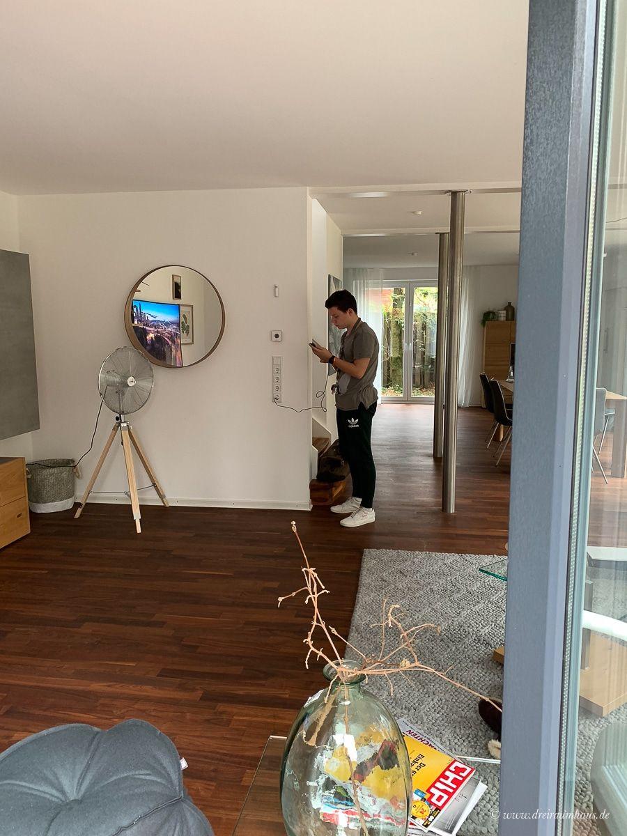 Warum jetzt eine Sprachsteuerung bei uns wohnt? Unser Wochenende im ZUHAUSE 18 in Oldenburg! Smart Living mit EWE!