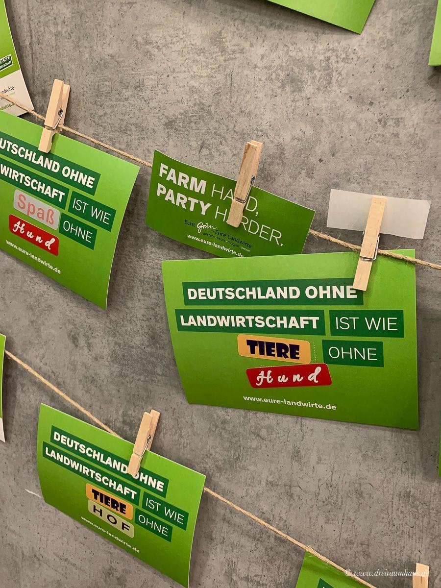 Rote Haare, Jugendlieben und die AgrarScouts auf der grünen Woche!