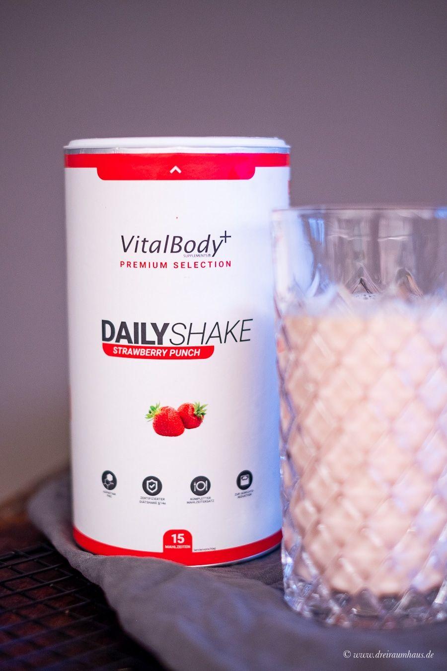 Der DailyShake von VitalBodyPLUS! Motivationsmontag! Eine Soulfood-Bowl mit gezupftem Lachs und was macht eigentliche Deine Stoffwechselkur Andrea?