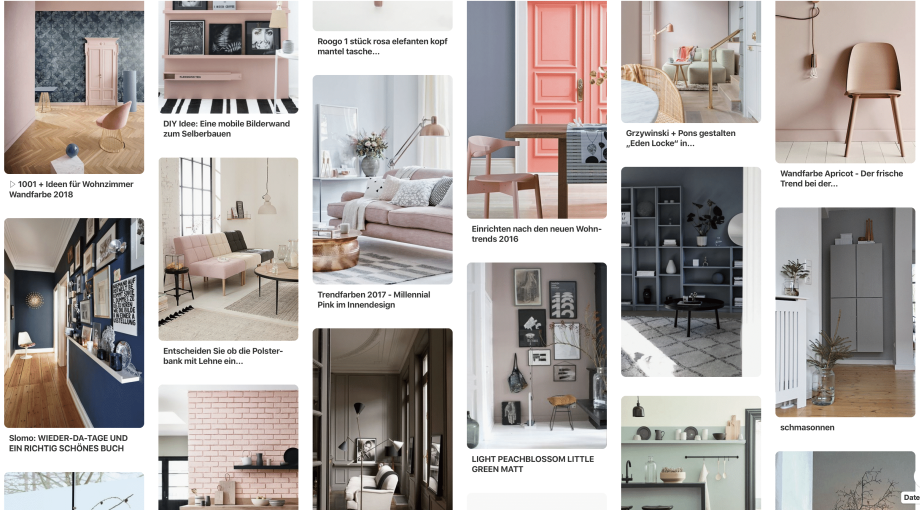 Dekosamstag: Wohnzimmer #1 - Wie plane ich ein Room-Makeover?