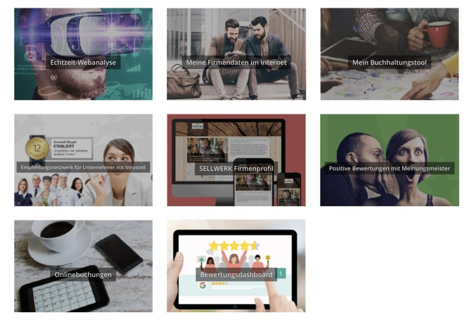 Wie Du SELLWERK Prime dein Business online optimieren kannst!