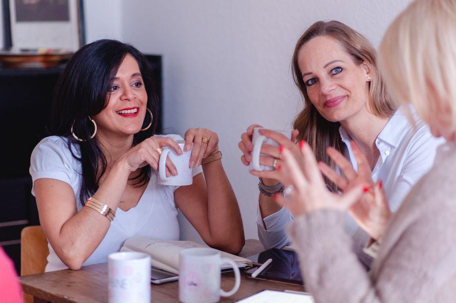 Konfettihaus Workshop in Leipzig - Netzwerk für Frauen