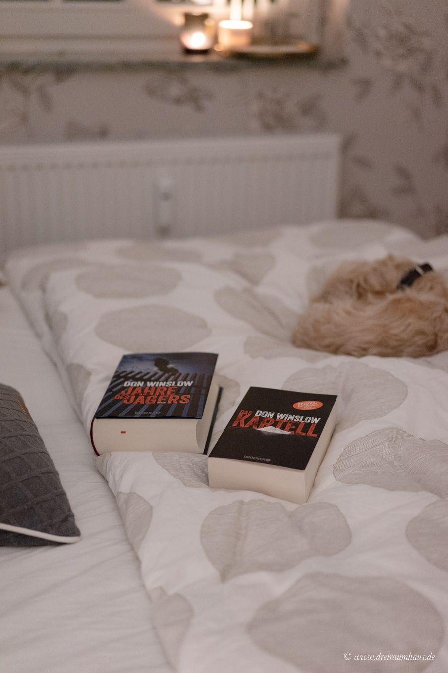 Im Bett mit Don Winslow...Jahre des Jägers...