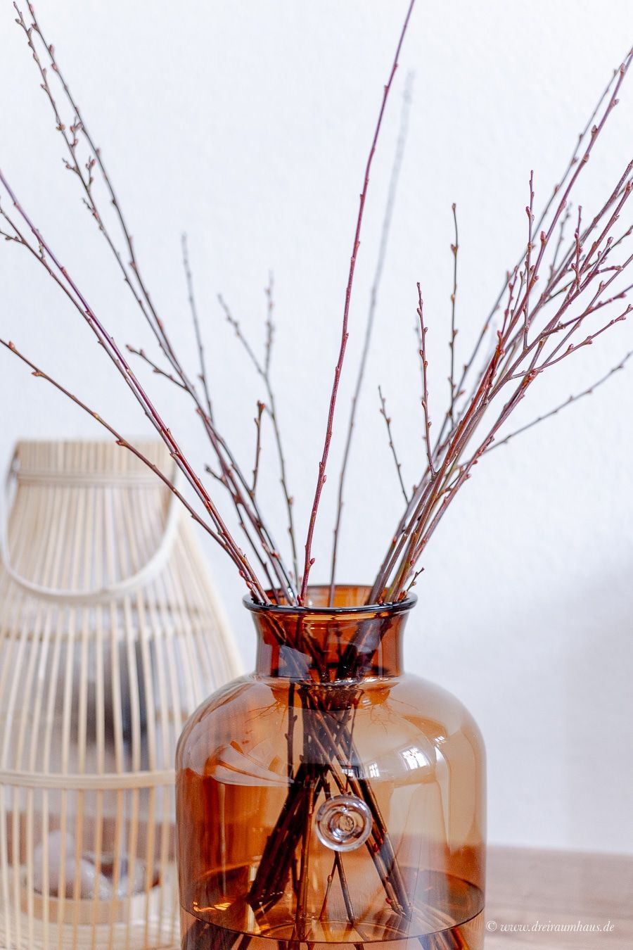 Dekosamstag: Inspiration für optische Ruhe, ein neuer Couchtisch, die ersten Frühlingsgefühle und gefüllte Paprika!