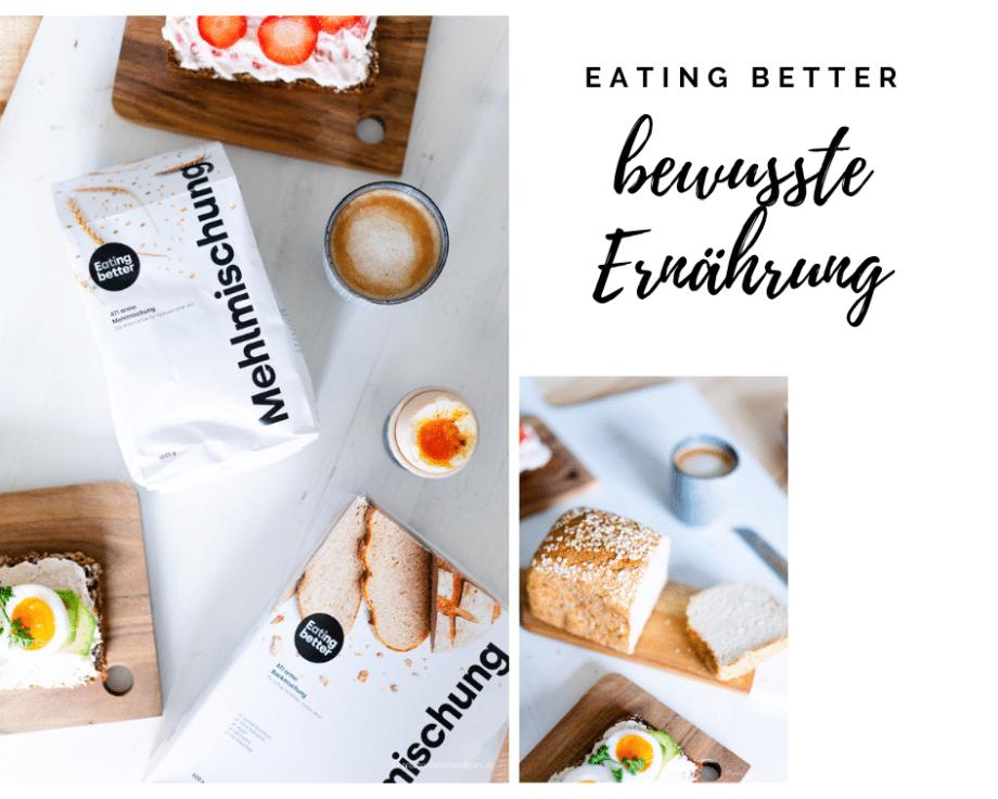 ATI bewusste Ernährung - Eating better... Ein Brot für alle Fälle! Und was der ATI mit bewusster Ernährung zu tun hat?!