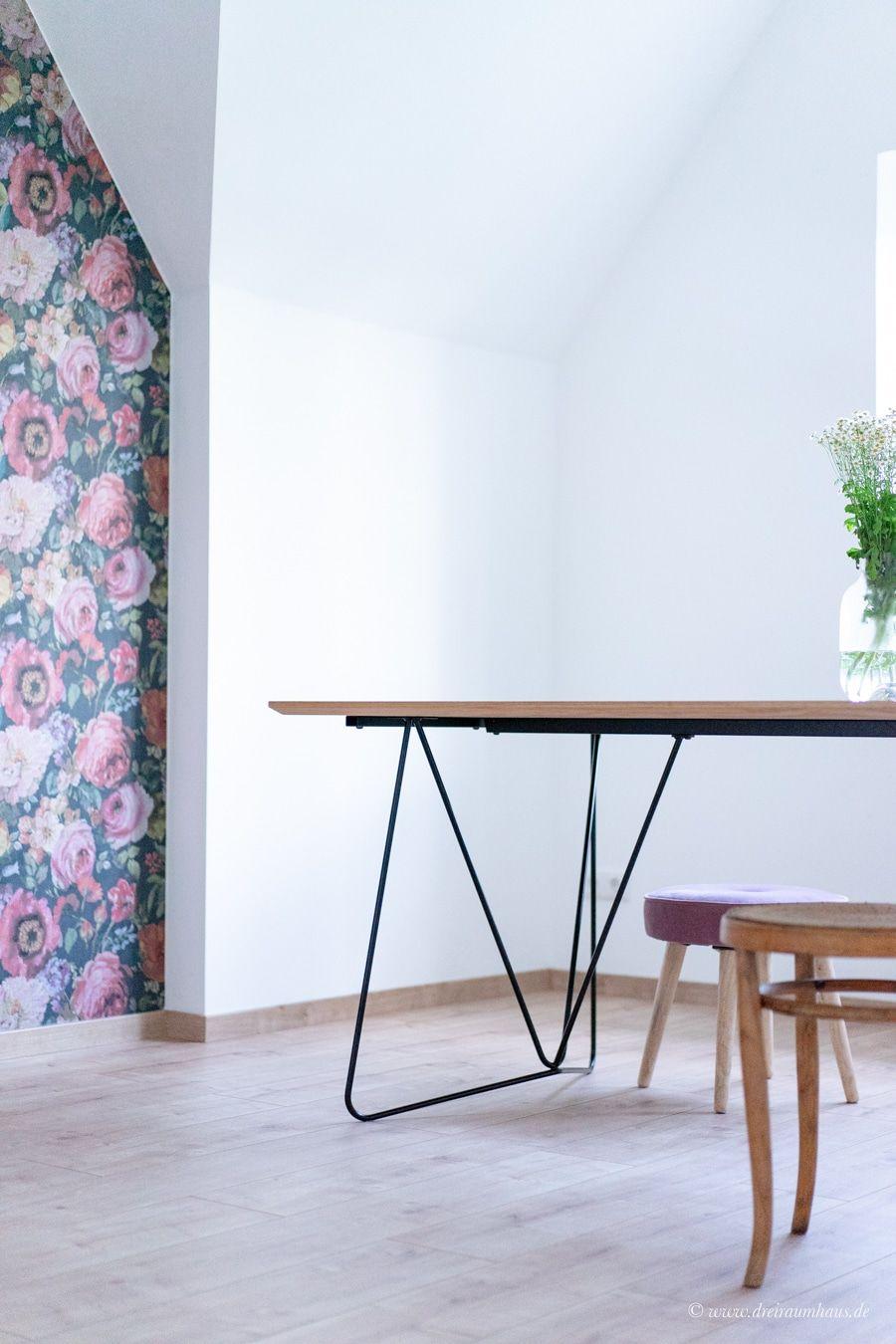 Dekosamstag: Ein traumhafter Tisch für den Kreativraum im Büro und Investitionen in die Zukunft! (powered by Möbel Wikinger)!