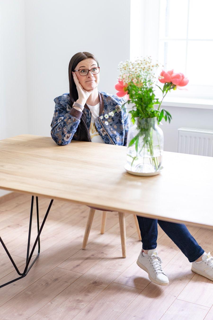 Ein traumhafter Tisch, Esstisch, Konferenztisch für den Kreativraum im Büro und Investitionen in die Zukunft! (powered by Möbel Wikinger)!
