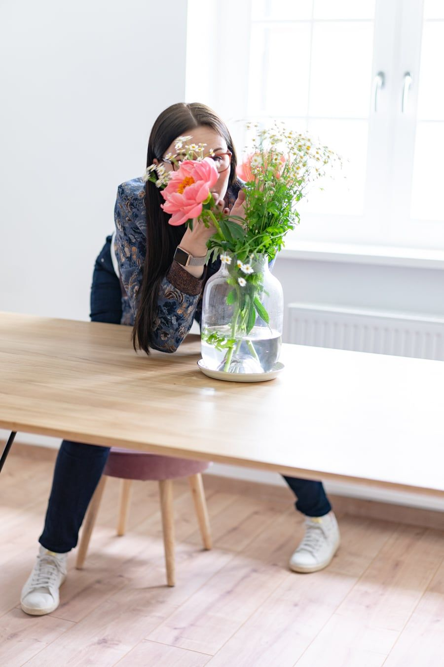 Dekosamstag: Ein traumhafter Tisch, Esstisch, Konferenztisch für den Kreativraum im Büro und Investitionen in die Zukunft! (powered by Möbel Wikinger)!