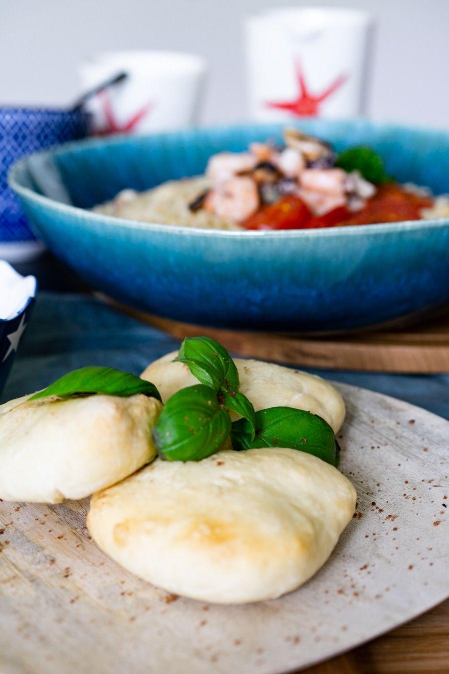 #sonntagsglück... neue Farbe im Flur, die erste Woche im Büro und das leckerste Frutti di Mare Risotto mit Frutti di Mare Premium von Escal Seafood.