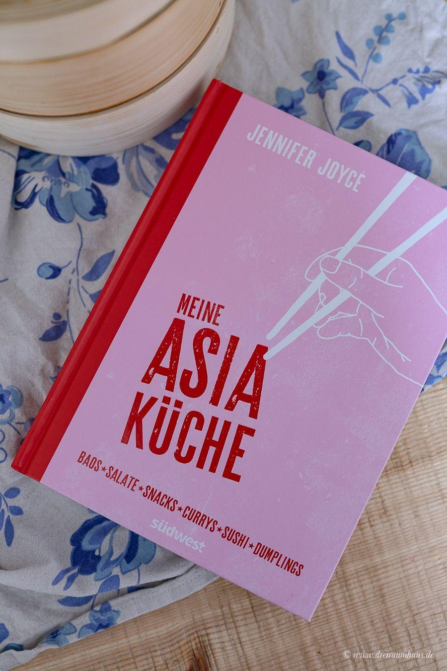 Einfach & schnell leckerste Bao Burger und mein Lieblingskochbuch für Asiagerichte!