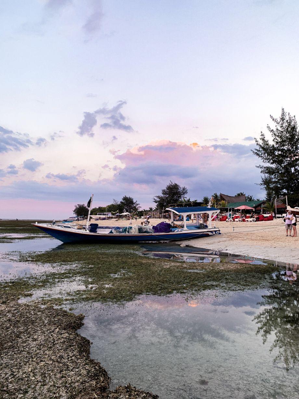 Bali zum ersten Mal