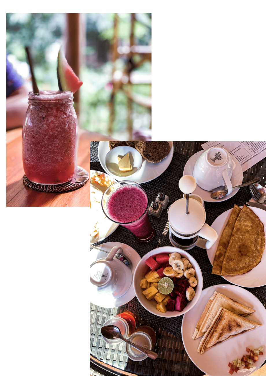 Food auf Bali
